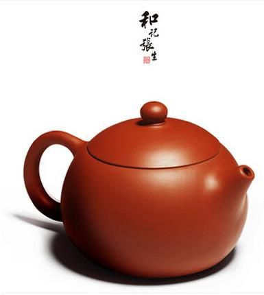 和记张生宜兴正品紫砂壶名家全手工茶壶球孔紫砂壶西施壶茶具