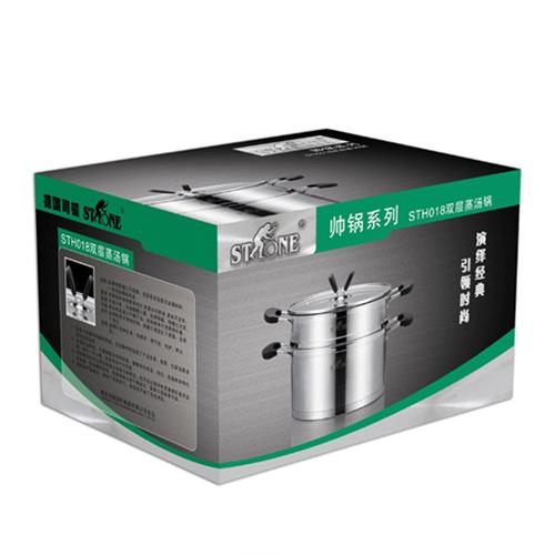 司顿双层蒸汤锅STH018