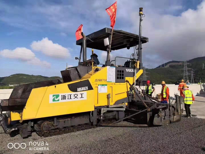 沃尔沃ABG8820B二手路面机械