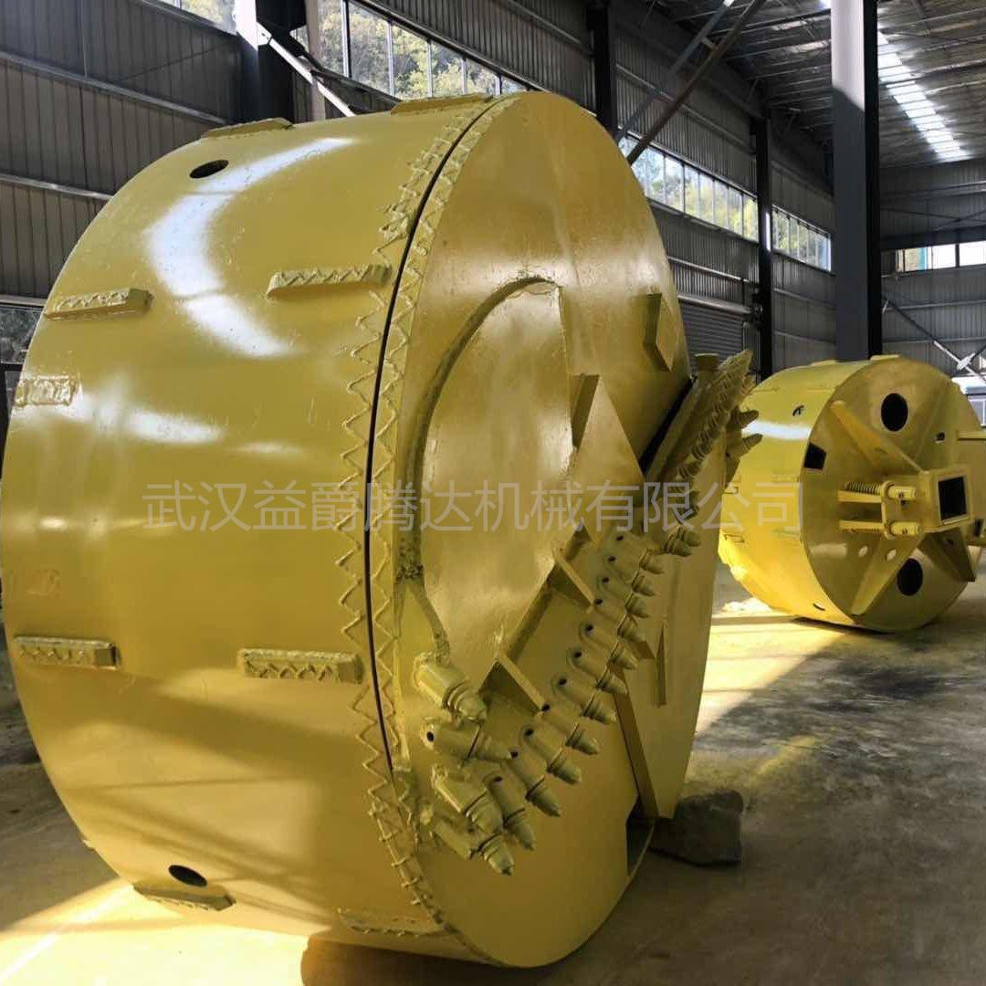 供应现货 800的 1米 1.2米1.4米旋挖捞沙斗钻头 贵...