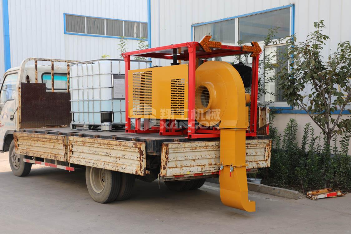 云南昆明车载式吹风机厂家现货地面吹风机吹扫级厂销现货