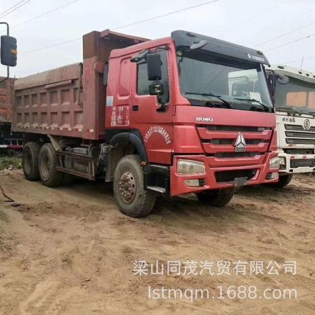 其他德龙二手渣土车二手大型载货车