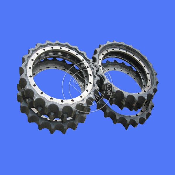 小松原装配件D375驱动齿螺母195-27-33141