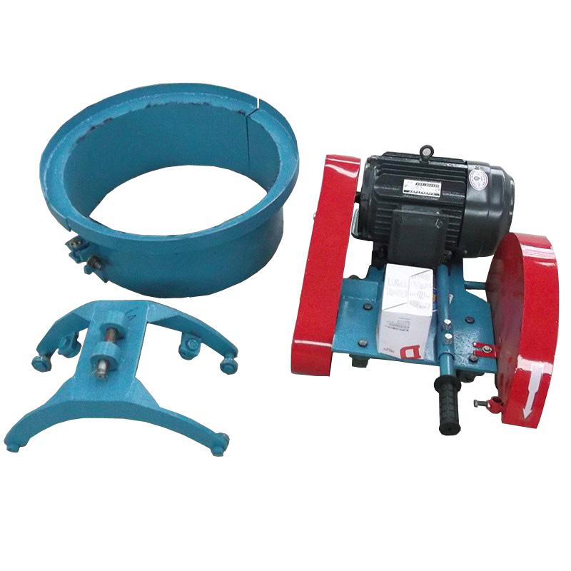 圆形夹箍切割机  环形切桩机  电线杆圆柱桩切平机 厂家