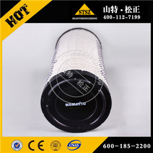 推土机小松WD600进口空气滤芯内600-185-6100