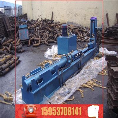 锚杆调直机 矿用锚杆修整机
