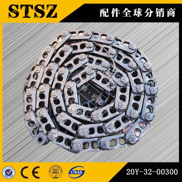 小松D155-6R链轨总成175-32-02503原厂原装配...
