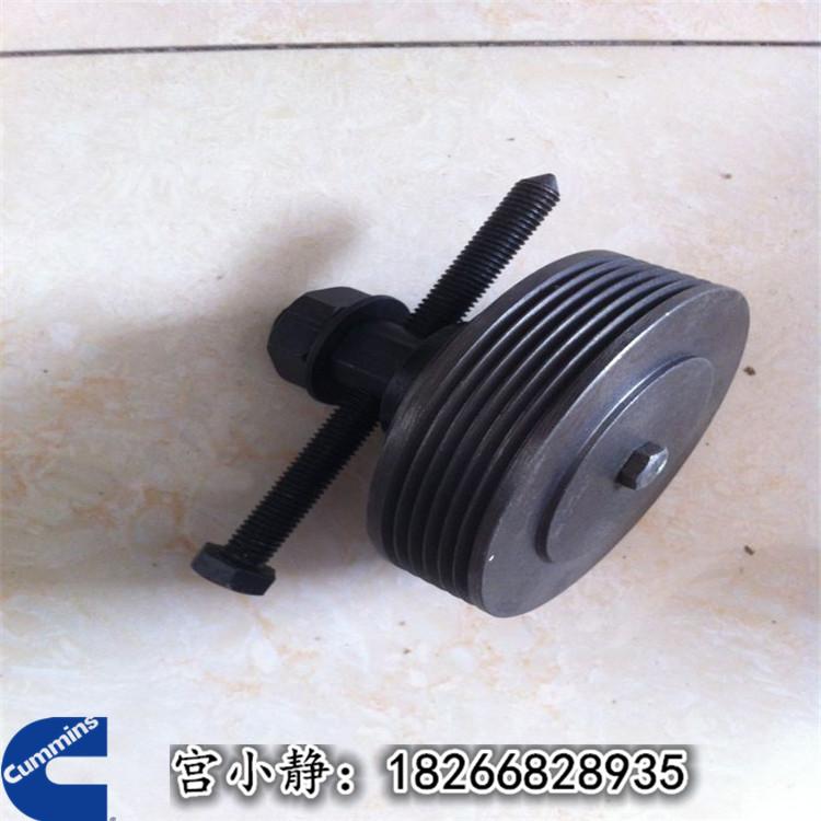 济宁山推厂SD32推土机水泵惰轮总成4914636(底盘件供应)