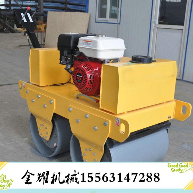 一吨压路机价格 山东厂家小型双钢轮压路机小体积易操作