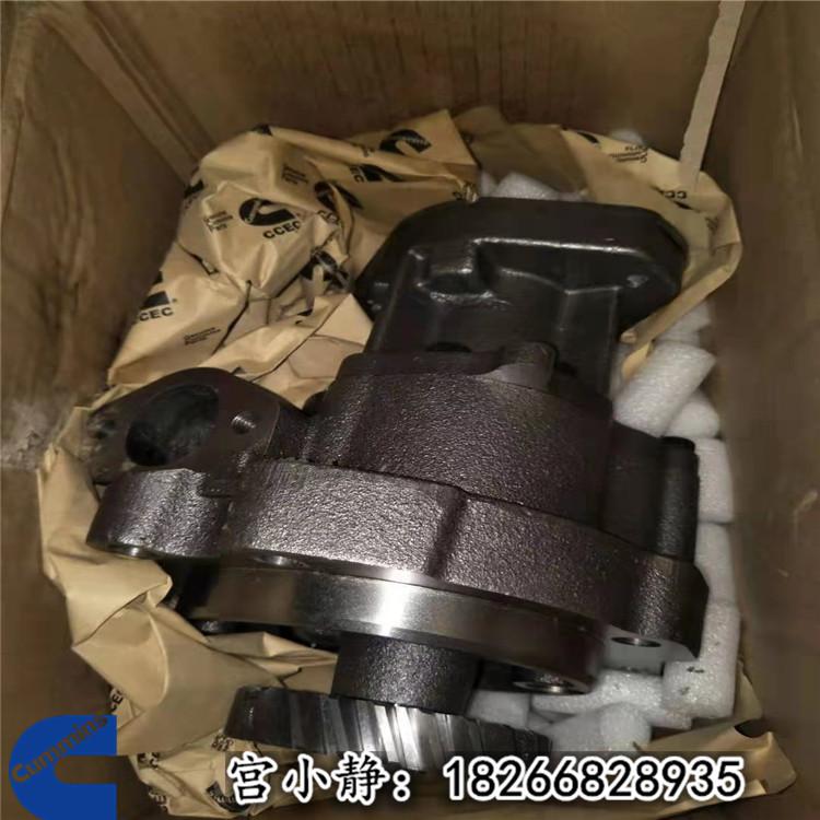 河北柳工推土机机油泵3609833 重康NTA855柴油机