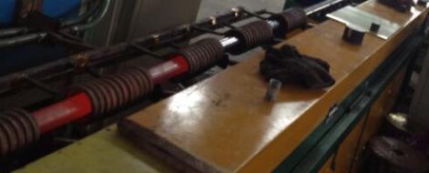 牙条、丝杆、风电螺栓调质发黑生产线