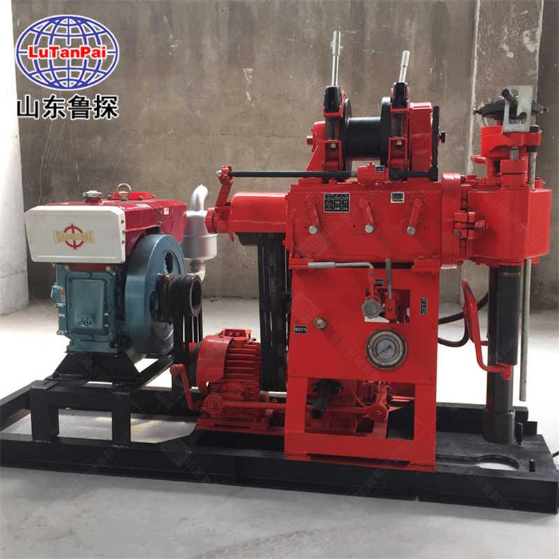 直销民用大功率深水井钻机XY-180液压大型打井设备
