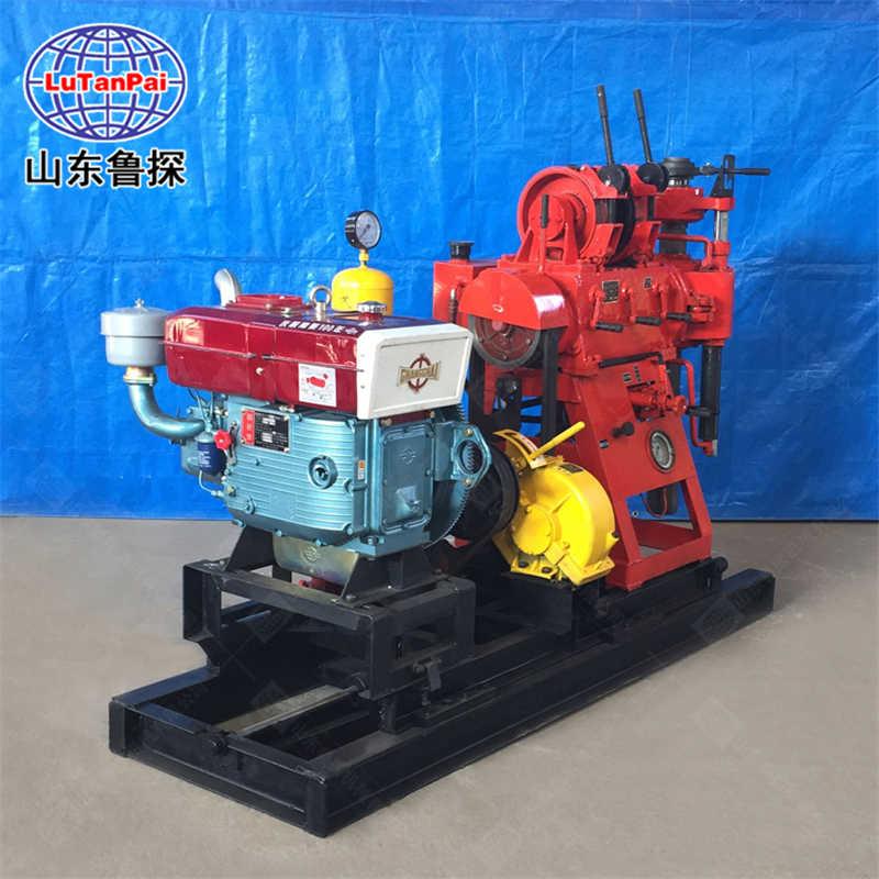 供应XY-200钻深水井钻机全自动200型多功能打井机械设备
