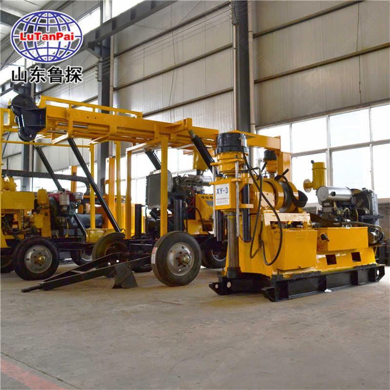 直销大型全自动打井设备 XY-3民用液压打井机 工程钻机