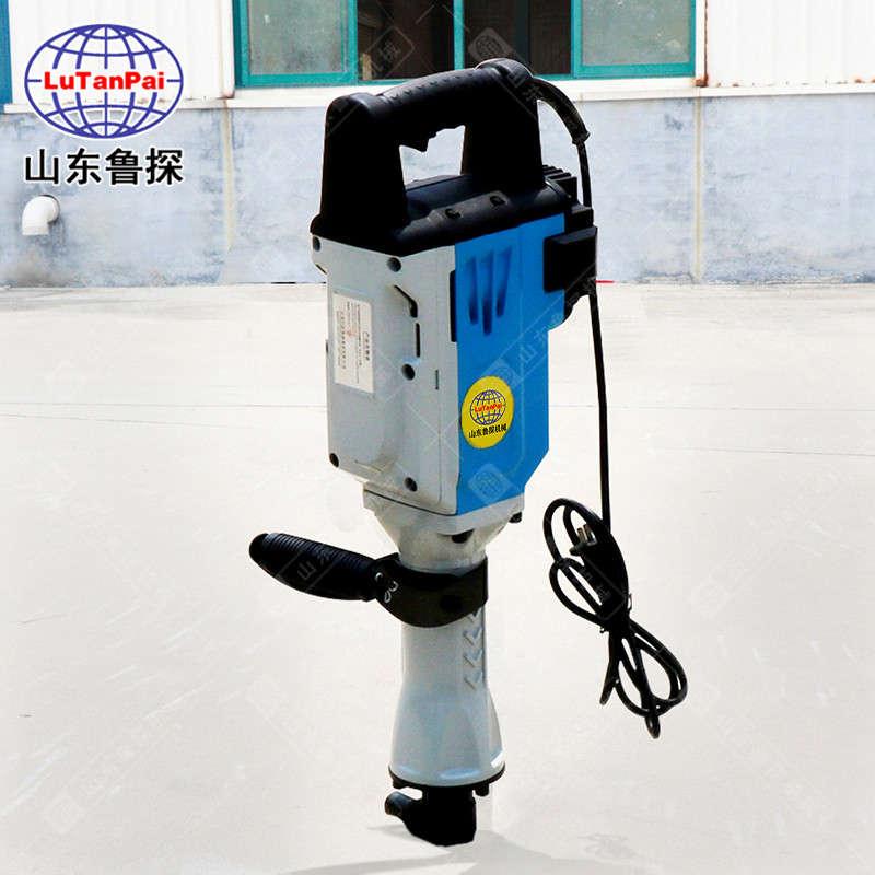 QTZ-3D电动土壤取样器钻机 冲击速度快样品完整式钻机 供应小型取土设备