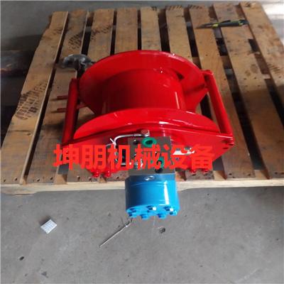 坤朋机械厂家供应液压卷扬机 2吨3吨5吨液压绞车 液压绞盘设计