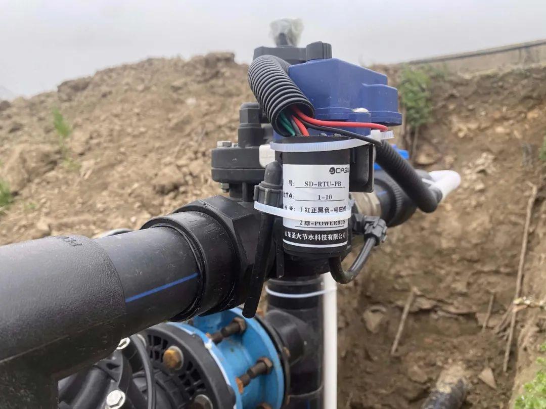 圣大节水 节水灌溉电磁阀阀控器 智慧农业水肥一体化