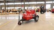 山东翔工机械沥青灌缝机厂家可手推,可拖挂,直缝伸缩缝修补机