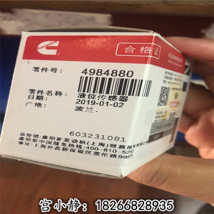 烟台船舶传感器4984880 油压报警开关NTA855-M