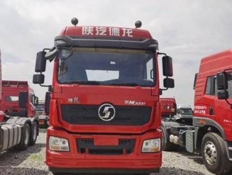 陕重汽德龙L3000 4x2 220马力二手商用车