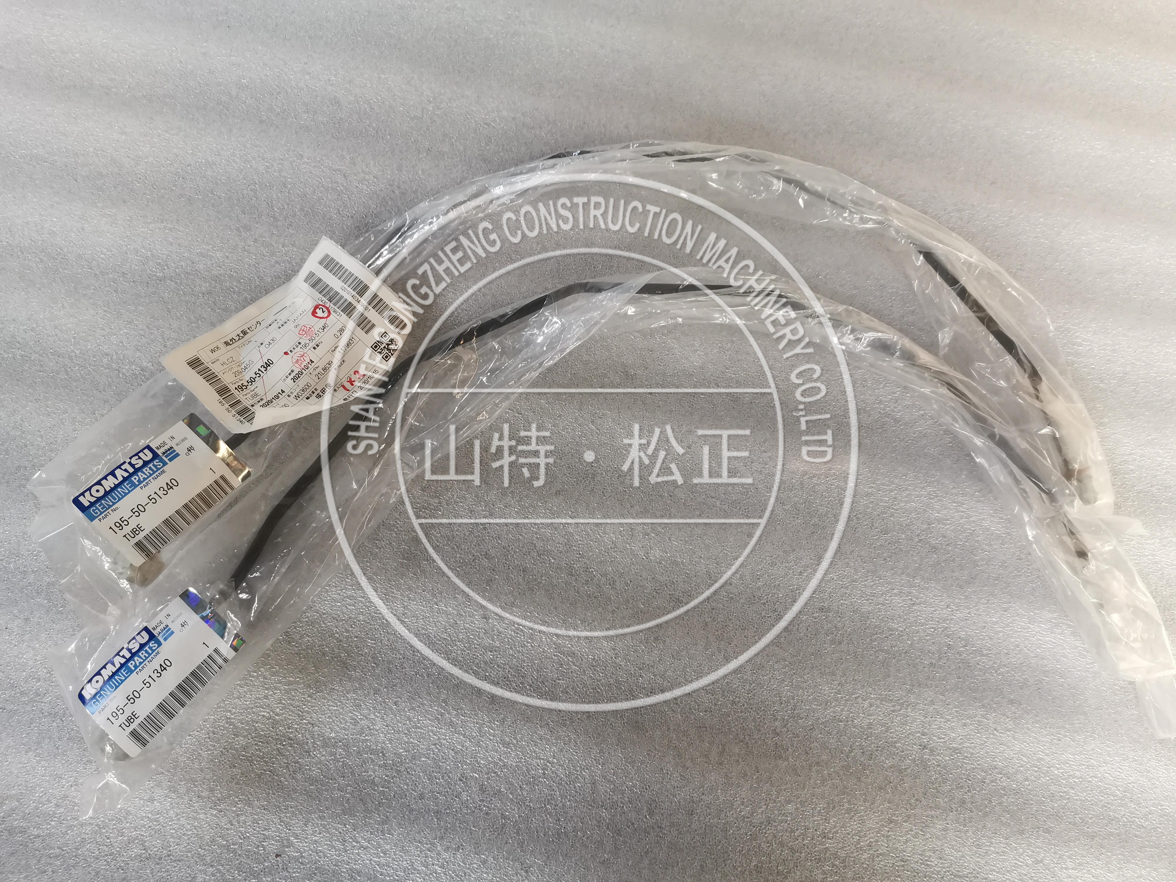 原厂小松推土机D375A-5铁管195-50-51340厂家...