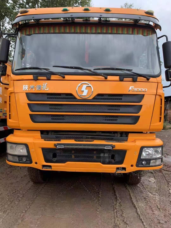 其他德龙F3000二手自卸卡车/矿卡