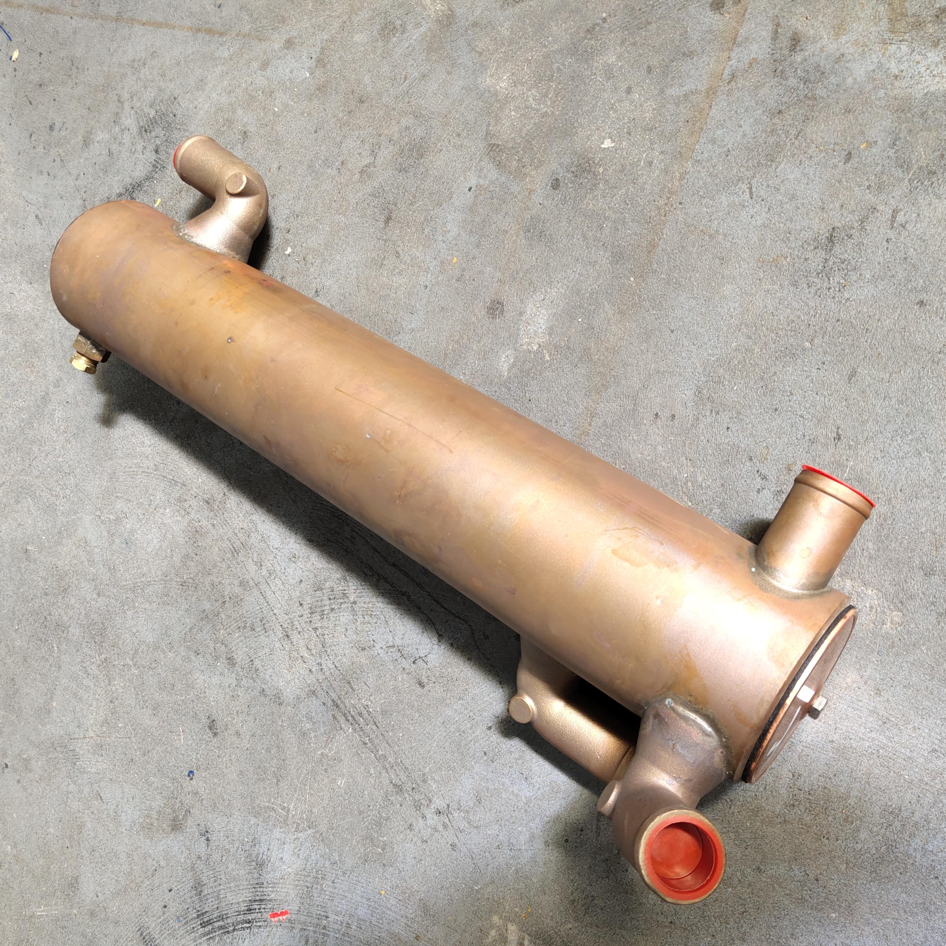 海上平台消防泵3349146热交换器QSX15动力