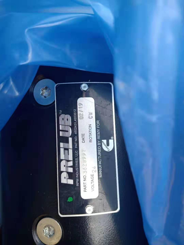 山西康明斯V28-G5发电设备4912939马达24V美康包装