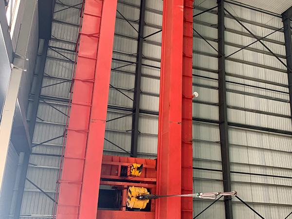 山东莱芜单梁行吊销售厂家25吨起重机价格表