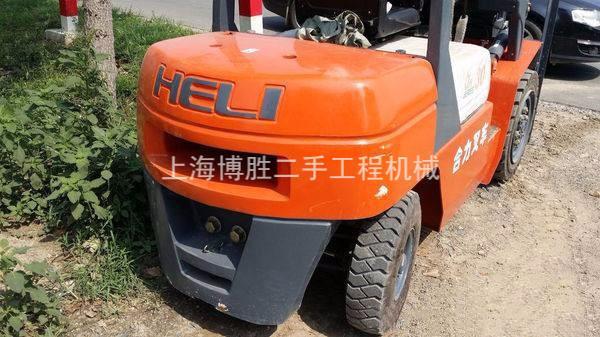 合力H2000系列二手內燃平衡重叉車