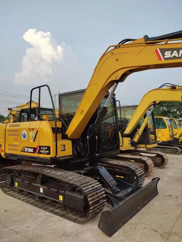 三一SY95C Pro二手挖掘机