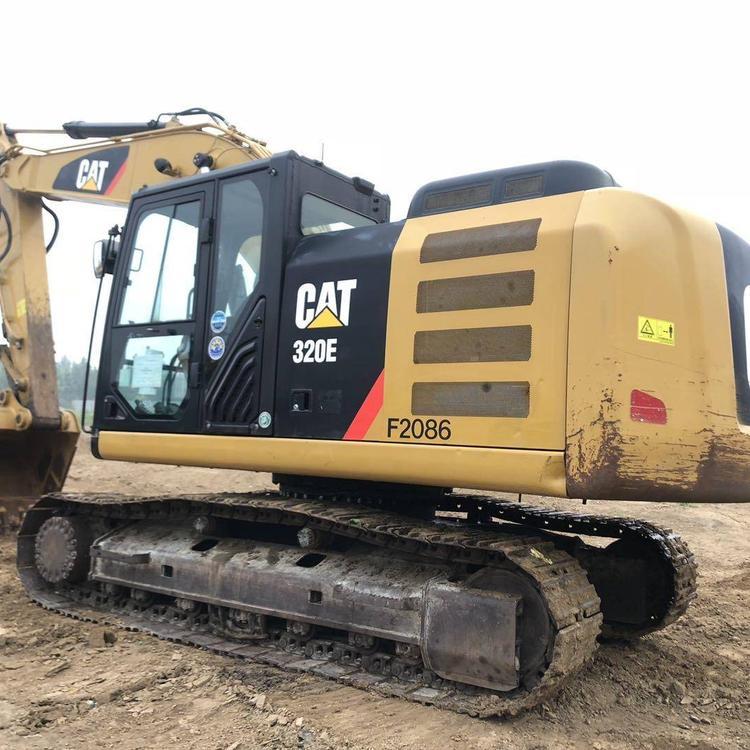 卡特彼勒本地现货卡特320E二手挖掘机