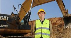 迎难而上力挽狂澜 Cat挖机成就采石场事业