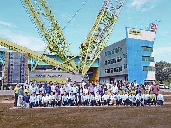 持续深耕东南亚市场 加快国际化进程