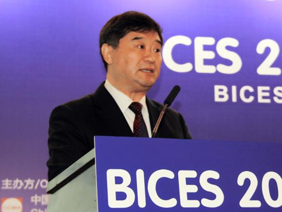 苏子孟:BICES 2019金秋九月将在北京盛大举办