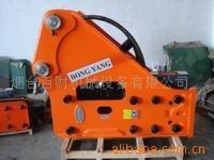 工程机械挖掘机配件破碎机-韩国进口液压破碎锤