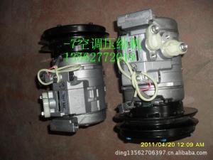 小松配件PC200-7空调压缩机