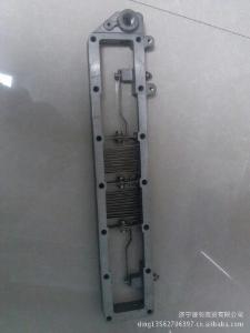 小松配件进气加热器:小松PC220-6进气加热器