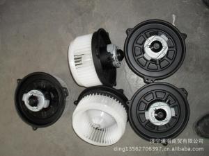 小松配件暖风机:小松暖风电机