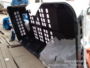 小松配件发动机罩:PC650-8发动机护罩