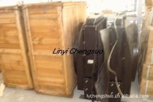 供应山东临工装载机配件-扬州三叶原厂水箱LY-LG952/LG953/LG956