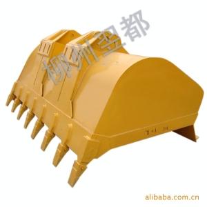 柳工ZL50C配件 铲斗3.0方22D0001