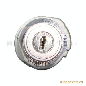 柳工装载机配件电锁34B0118;JK412A