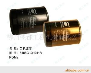 柳工装载机配件 机滤芯SP101847