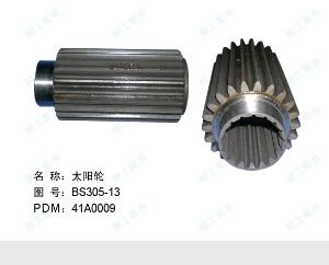 柳工装载机配件41A0009太阳轮BS305-13