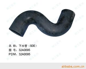 柳工配件下水胶管32A0095