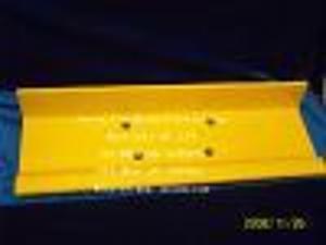 供应小松D155推土机底盘件-履带板  D155推土机履带板...