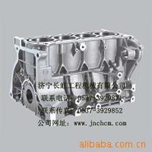 供应SD16推土机发动机配件-汽缸体   WD615发动机汽缸体配件
