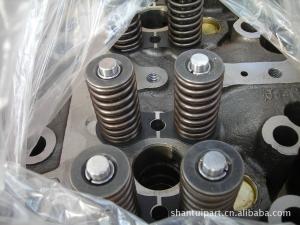 NT855-C280康明斯发动机汽缸盖用于山推TY220推土...