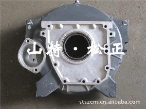 小松挖掘机配件PC130-7飞轮壳 飞轮齿圈 山特松正